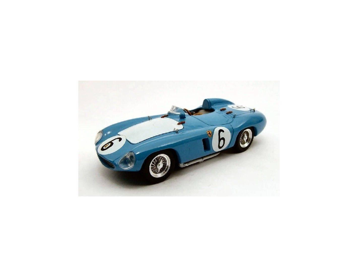 Art Model AM0164 FERRARI 750 MONZA N.6 2nd 1000 KM PARIGI 1956 LUCAS-SCHELL 1:43 Modellino