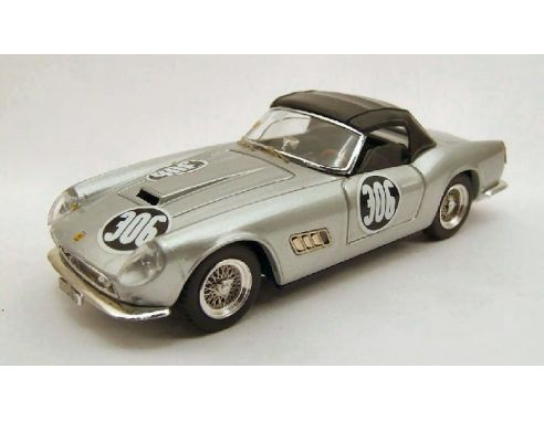 Art Model AM0165 FERRARI 250 SPYDER CALIFORNIA N.306 MEXICO CITY 1959 P.RODRIGUEZ 1:43 Modellino