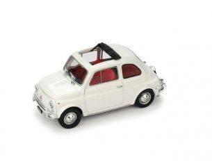 Brumm BM0464-03 FIAT 500 L 1968-72 APERTA BIANCO AURORA 1:43 Modellino
