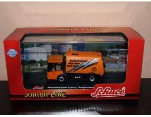 Schuco 3416500 MERCEDES BENZ ECONIC 1/72 PULIZIA Modellino