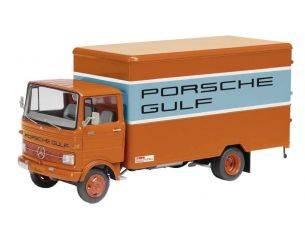 Schuco 3524 MB LP 608 PORSCHE-GULF 1/43 Modellino