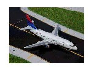 Schuco 3557430 BOEING 737-200 DELTA EXPRES 1/400 Modellino