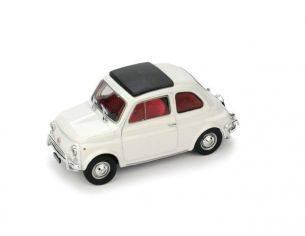 Brumm BM0465-03 FIAT 500 L 1968-72 CHIUSA BIANCO AURORA 1:43 Modellino