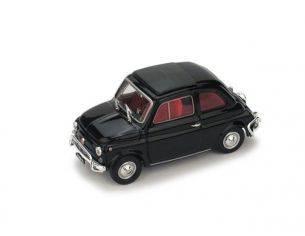 Brumm BM0465-12 FIAT 500 L 1968-72 CHIUSA NERO 1:43 Modellino