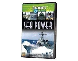 DVD CineHollywood 6221 SEA POWER DISCOVERY CHANNEL L'ULTIMA Modellino