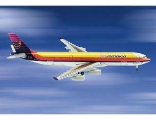 Schuco 3557474 AIRBUS A340-300 AIR JAMAICA 1/400 Modellino