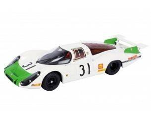Schuco 3722 PORSCHE 908LH n.31 LE MANS 1968 1/43 Modellino