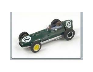 Spark Model S1836 LOTUS 16 n.12 GERMAN GP 1958 1/43 Modellino