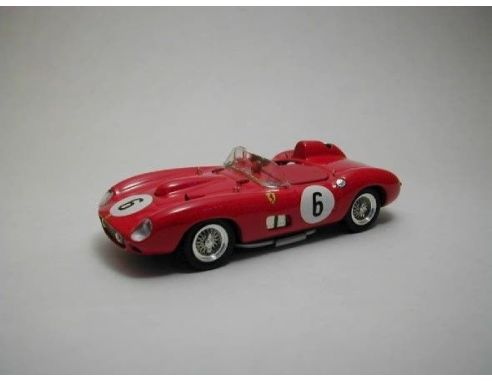 Art Model AM0170 FERRARI 335 S N.6 DNF LE MANS 1957 P.HILL-P.COLLINS 1:43 Modellino