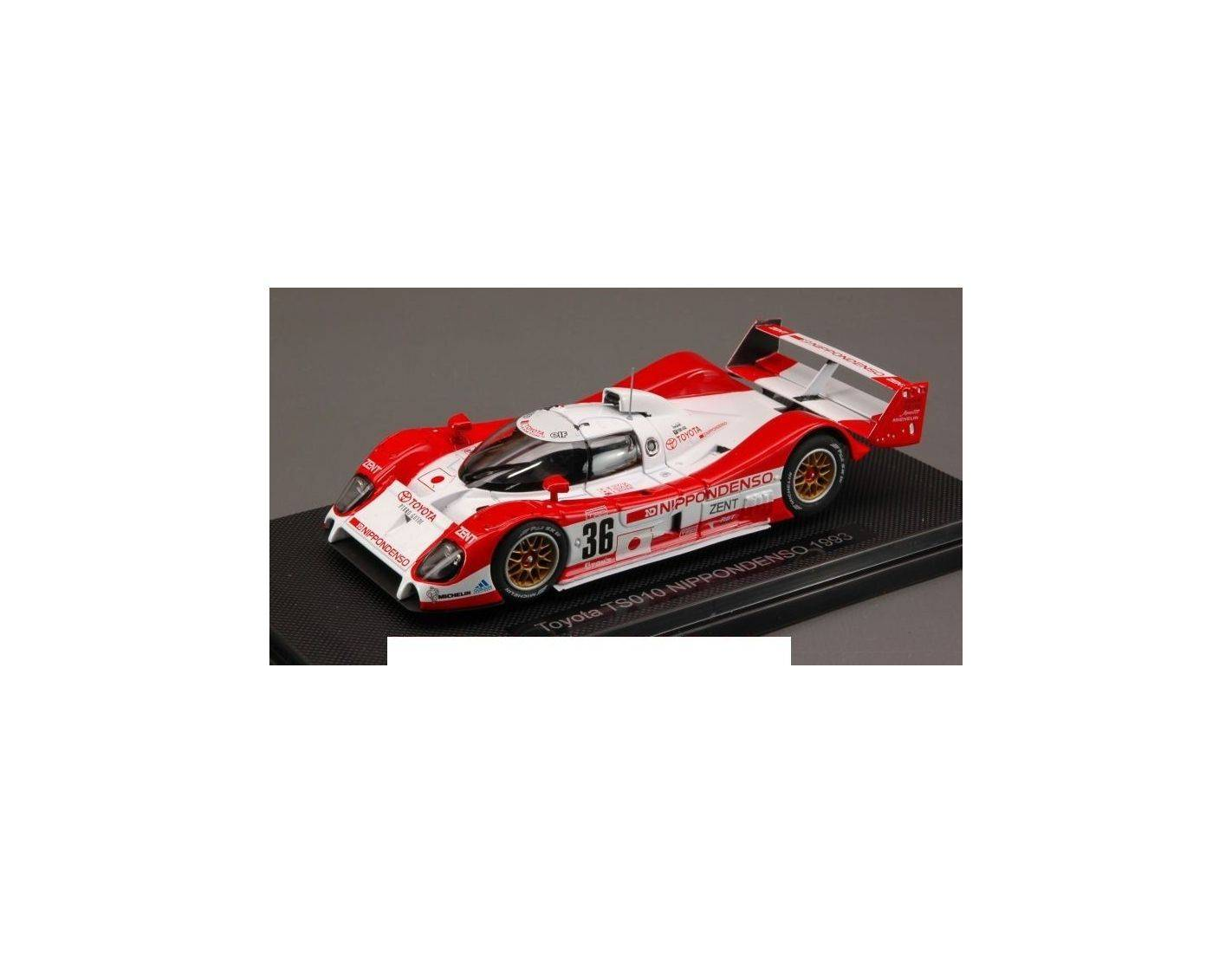 ebbro eb44584 toyota ts010 le mans 1993 sekiya suzuki irvine 1 43 modellino die cast models. Black Bedroom Furniture Sets. Home Design Ideas