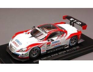 Ebbro EB44739 LEXUS SC430 N.39 SUPER GT500 2012 WAKISAKA-ISHIURA 1:43 Modellino