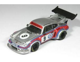 Ebbro EB44035 PORSCHE 911 RSR N.9 7th 1000 KM NURBURGRING 1974 SCHURTI-KOINIGG 1:43 Modellino