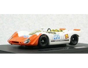 Ebbro EB43729 PORSCHE 908 SPIDER N.266 WINNER TARGA FLORIO 1969 G.MITTER-U.SCHUTZ 1:43 Modellino