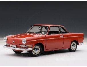Auto Art / Gateway AA70652 BMW 700 SPORT COUPE' 1961 RED 1:18 Modellino