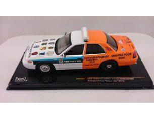 Ixo model MOC161 FORD CROWN VICTORIA (POLICE INTERCEPTOR) ARLINGTON POLICE 2012 1:43 Modellino