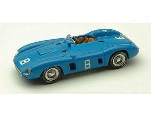 Art Model AM0174 FERRARI 860 MONZA N.8 RETIRED CUBA 1957 E.CASTELLOTTI 1:43 Modellino
