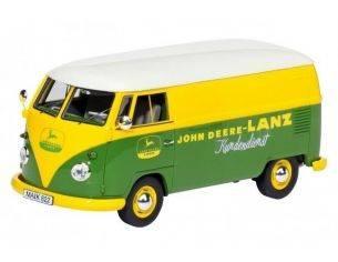 Schuco 8924 VW T1 JOHN DEERE LANZ 1/32 Modellino