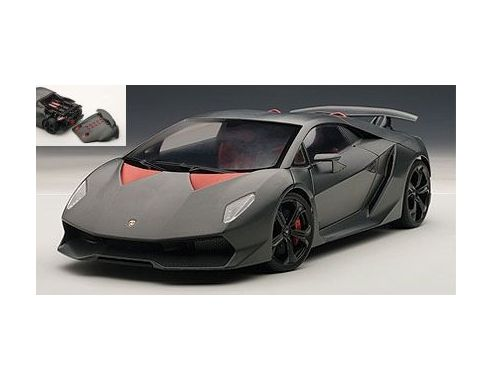 Auto Art Gateway Aa74671 Lamborghini Sesto Elemento 2010 Grigio