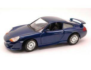 Bburago BU22084 PORSCHE 911 GT 3 BLUE 1:24 Modellino