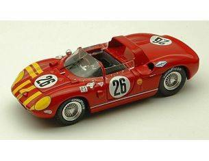 Art Model AM0175 FERRARI 330 P N.26 34th SEBRING 1965 GROSSMAN-HUDSON 1:43 Modellino