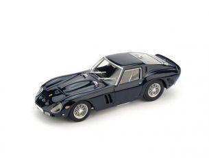 Brumm BM0508-06 FERRARI 250 GTO 1962 BLU SCURO CHASSIS 3589 GT 1:43 Modellino