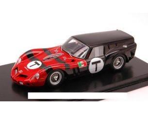 Fujimi FJM1343018 FERRARI 250 GTO DROGO (BREADVAN) 1962 N.T 1:43 Modellino