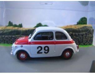 500 018 FIAT 500 NUOVA SPORT n.29 1/43 Modellino