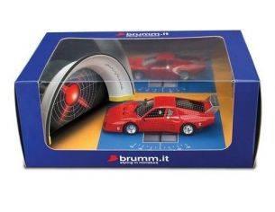 Brumm BMAS36 FERRARI 512 BB 1989 1:43 Modellino
