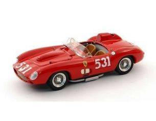 Art Model AM0178 FERRARI 315 S N.531 FATAL ACCIDENT MM 1957 DE PORTAGO-NELSON 1:43 Modellino