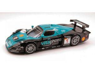 Bburago BU28004 MASERATI MC12 N.1 WORLD CHAMPION FIA GT1 2010 BARTELS-BERTOLINI 1:24 Modellino