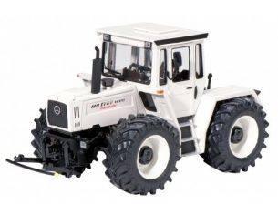 Schuco 7606 MB TRAC 1800 INTERCOOLER WHITE 1/32 Modellino