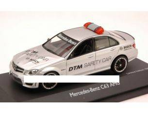 Schuco SH4978 MERCEDES C63 AMG SAFETY CAR DTM 2012 1:43 Modellino