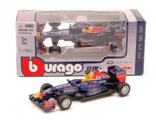 Bburago BU59111 RED BULL INFINITI RB9 RACING TEAM 2013 1:64 Modellino