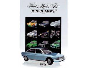Minichamps PMCAT2014 CATALOGO MINICHAMPS 2014 PAG.155 Modellino