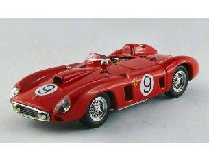 Art Model AM0272 FERRARI 290 MM N.9 2nd 24H SPA 1957 M.GREGORY 1:43 Modellino