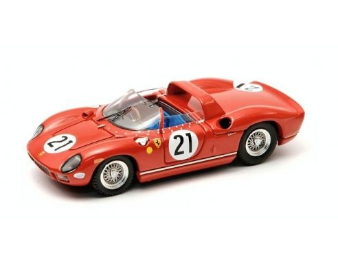 Art Model AM0181 FERRARI 275 P N.21 42th LM 1964 PARKES-SCARFIOTTI 1:43 Modellino
