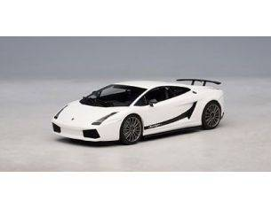 Auto Art / Gateway AA54615 LAMB.GALLARDO SUPERLEGGERA 2007 WHITE 1:43 Modellino