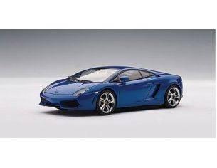 Auto Art / Gateway AA54619 LAMBORGHINI GALLARDO LP 560-4 2008 BLUE 1:43 Modellino
