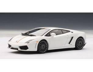 Auto Art / Gateway AA54633 LAMBORGHINI GALLARDO LP550-2 BALBONI 2009 WHITE 1:43 Modellino
