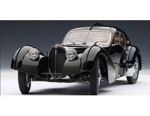 Auto Art / Gateway AA70941 BUGATTI 57S ATLANTIC 1936 BLACK 1:18 Modellino