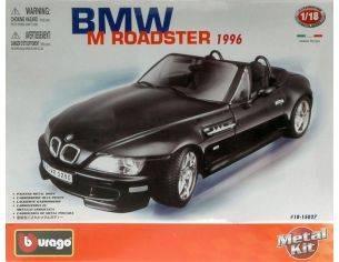 Bburago BU15027 BMW M ROADSTER 1996 KIT 1:18 Modellino