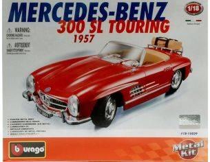 Bburago BU15029 MERCEDES 300 SL TOURING 1957 KIT 1:18 Modellino
