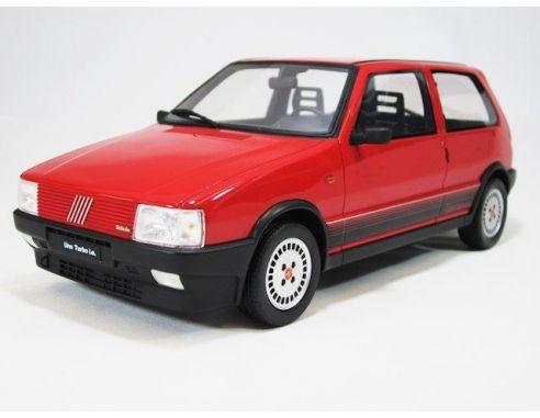Hot Wheels Laudo Fiat Uno Turbo Ie Red Modellino on Red Fiat Uno Turbo