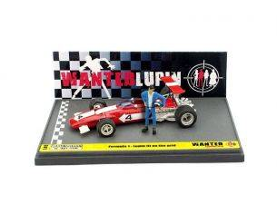 Brumm BML05 FERRARI 312B WANTED LUPIN ON THE GRID 1:43 Modellino