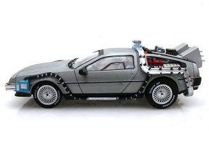 Hot Wheels HWX5493 DE LOREAN RITORNO AL FUTURO 1 TIME MACHINE 1:43 Modellino