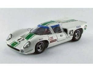 Best Model BT9528 LOLA T70 COUPE' N.42 WINNER TOURIST TROPHY 1968 D.HULME 1:43 Modellino
