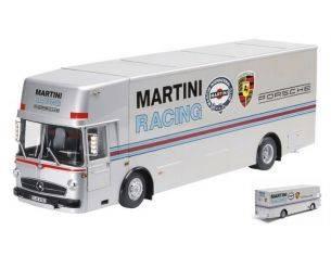 Schuco 0321 MARTINI RENNTRASPORTER 1/18 Modellino