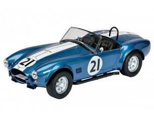 Schuco SH6727 FORD AC COBRA 289 N.21 BLUE/WHITE 1:12 Modellino