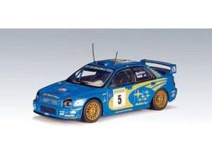 Auto Art / Gateway 60191 SUBARU IMPREZA WRC'01 n.5 1/43 RALLY Modellino
