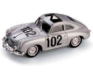 Brumm R144 PORSCHE 356 TARGA FLORIO '52 1/43 Modellino